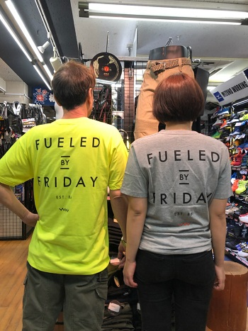 fueled by friday